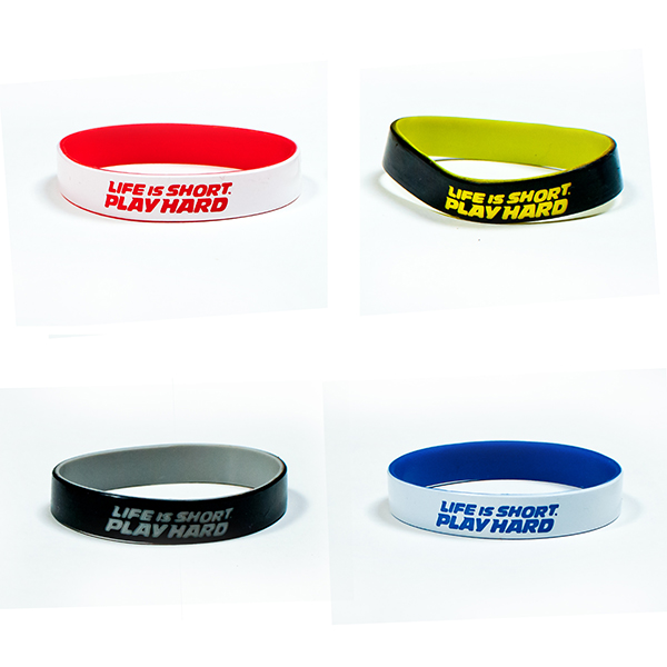 wristbands uk promo bands mixed custom colour www silicone co silicon colours printed