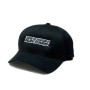 Black Flex Fit Cap
