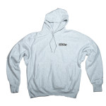 Heavyweight Grey Hooded Sweatshirt